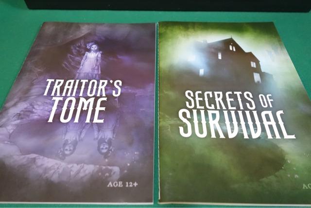 2冊の冊子