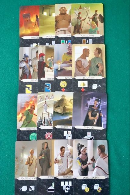 全陰謀カードの写真