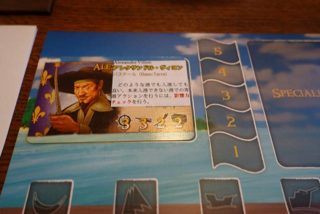 アレキサンドル・ヴィヨンのカード写真