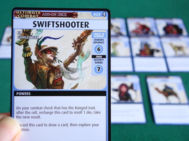Swiftshooterのカード写真