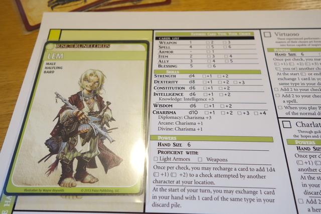 LEMのキャラクターカード