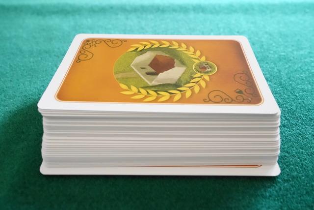 トスカーナの設備カード
