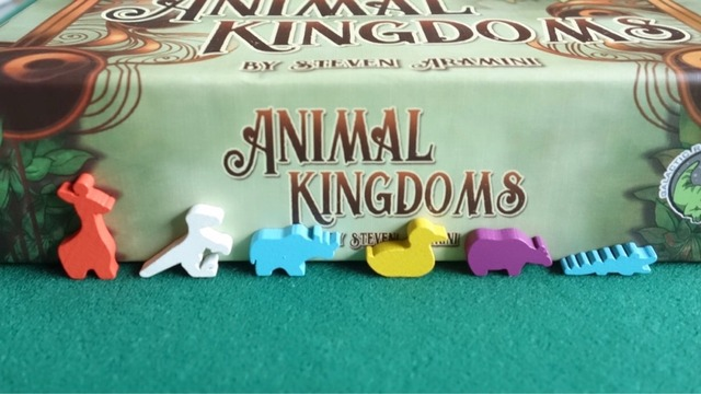 Animal kingdams kickstarter 駒2