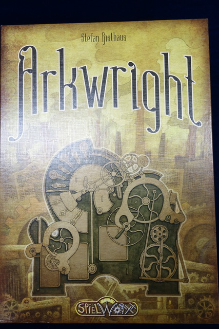 アークライト(Arkwright) 通常ゲ...