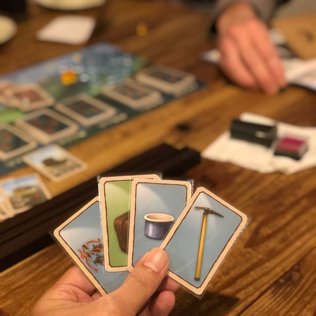 道具カード