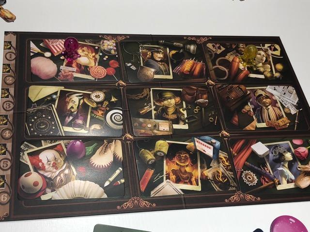 人物カード9枚