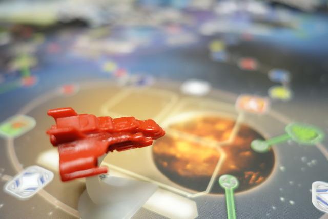 宇宙船コマ