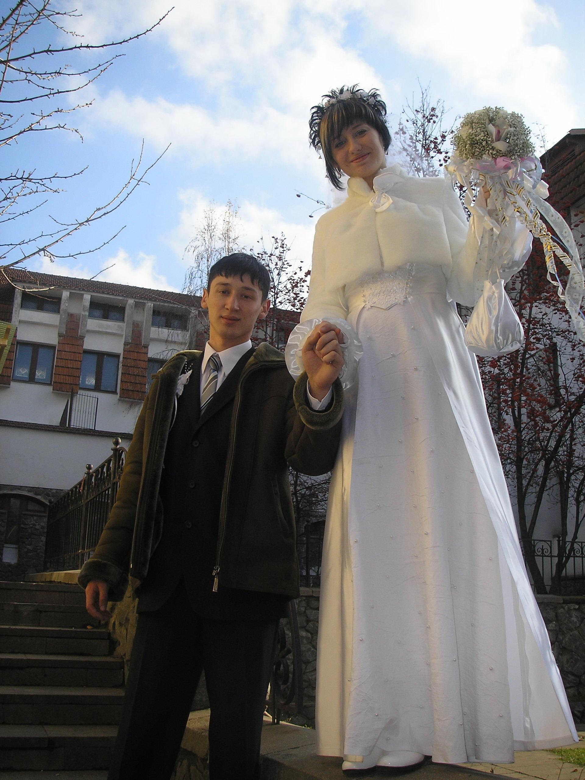 ミーシャ 結婚