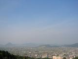 金比羅山眺め