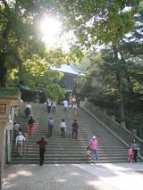 金比羅山階段1