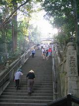 金比羅山階段2