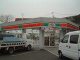 サンクス田中団地入り口店