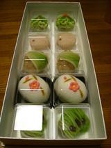 新春の和菓子1