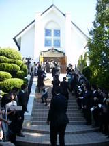 式場からの階段1