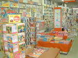 井上書店絵本コーナー