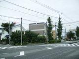 武蔵田中駅跡?