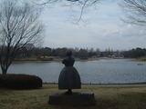 昭和記念公園3水鳥の池