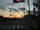 富士見通りの小さい冨士