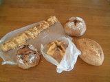 ゼルコバ買ったパン