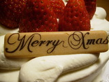 クリスマスケーキ1