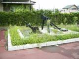 武蔵田中駅付近