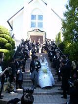 式場からの階段3