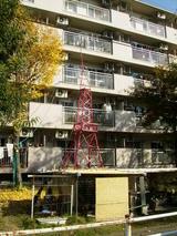 団地の中の東京タワー