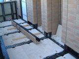 D棟2階廊下部分コンクリート板