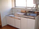 庭付一戸建てC棟改修済キッチン