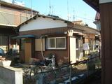 庭付貸家一戸建てA棟外観
