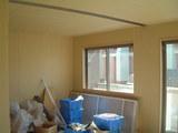 C棟101リビング隣の寝室1月29日