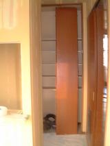 D棟2月15日キッチン収納