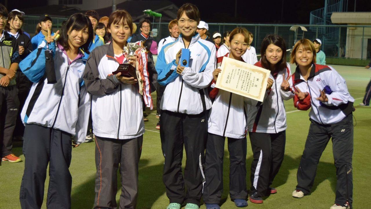 秋季北医体の結果報告 : 秋田大学医学部ソフトテニス部blog