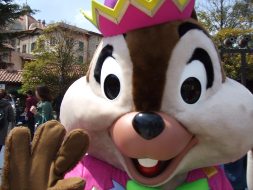 春ディズニー2012年4月 011