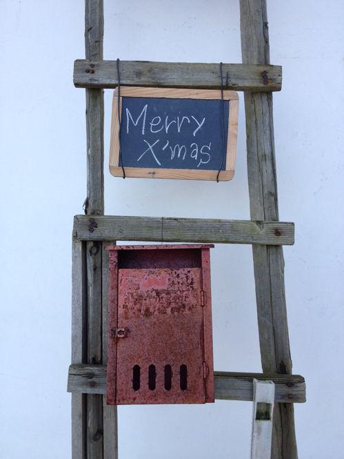 「Merry X'mas!!」です