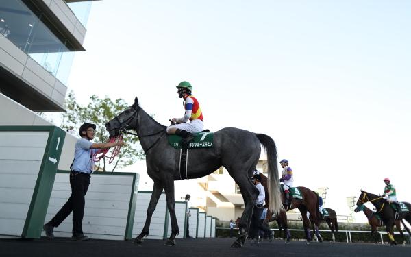 キンショーユキヒメ 福島牝馬S