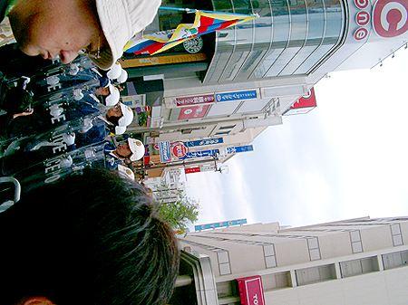 日本人立ち入り禁止