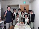 2013田中さん誕生日会