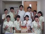 西村さん送別会清水さん歓迎会1