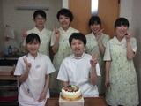 中野先生誕生日会