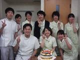 中野さん誕生日会
