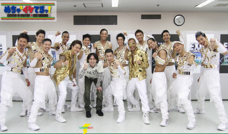 EXILE live tour 2011 TOWER of wish オカザイル5