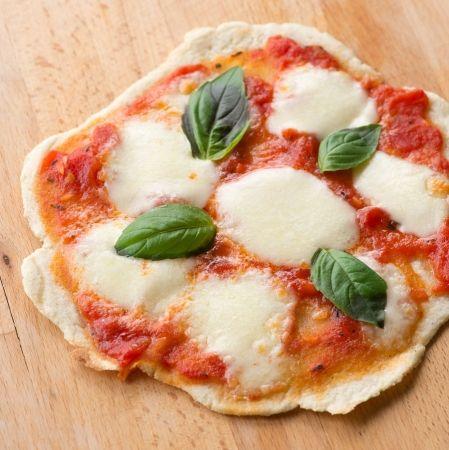「おからピザ マルゲリータ」