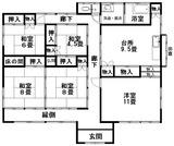 総ヒノキの家ー2