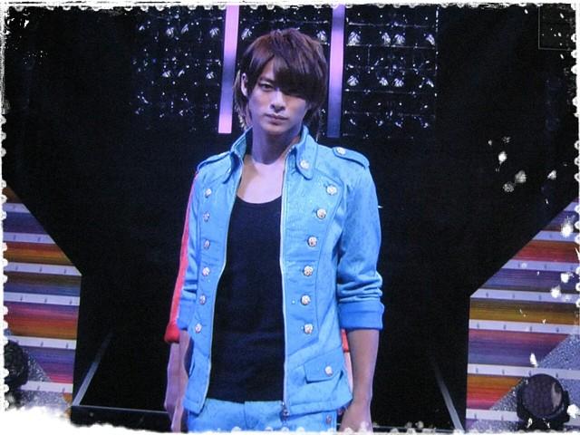 青ジャケット平野紫耀