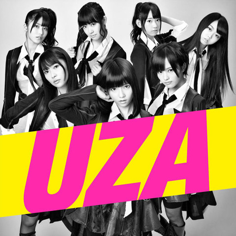 AKB48---UZA-Type-B