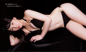 松井玲奈はどんどんエロさが増している
