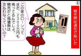 住宅ローン 競売