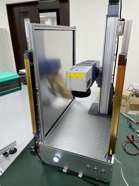 赤外線センサー付き遮蔽BOX