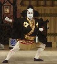 歌舞伎丹前六方